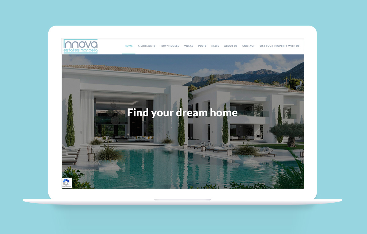Innova Estates Marbella Macbook